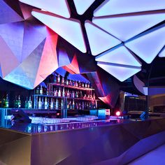 Allure night club, Dubai