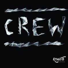 Crew  #clothing #tshirt #logo #design #branding #concept #designer #creative #innovation #idea #bussines #bisnis #jasa #company #houseofcreative #creativeisourculture #cioc #kreatib #indonesia #art #typography by kreatib