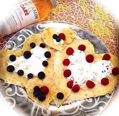 Protein-Pfannkuchen