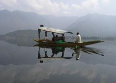 Dal lake, Kashmir, Dal lake, INDIE
