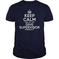 Awesome Tee For Dive Supervisor T-Shirts, Hoodies. GET IT ==► https://www.sunfrog.com/LifeStyle/Awesome-Tee-For-Dive-Supervisor-Navy-Blue-Guys.html?41382