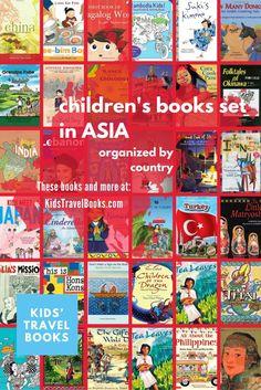 Children's Books Set in Asia