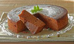 Bizcocho de chocolate rápido (Microondas)