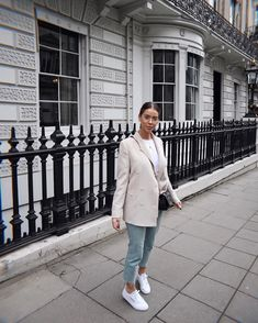"""15.1k Likes, 56 Comments - NAOMI GENES (@naomigenes) on Instagram: """"Casual glam to dinner! @mistressrocks trousers! (I need to stop wearing plain tees )"""""""