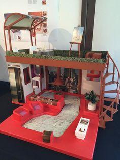 Ikea Dollhouse, Modern Dollhouse, Dollhouse Dolls, Dollhouse Furniture, Victorian Dollhouse, Barbie Playsets, Barbie Toys, Barbie Clothes, Beautiful Barbie Dolls