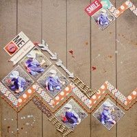 Mud Glorious Mud by scrappin_in_AK from our Scrapbooking Gallery originally submitted 09/17/13 at 03:57 PM