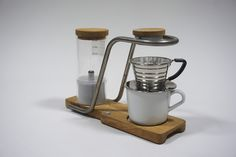 Coffee Brewer, Coffee Maker, Nordic Design, French Press, Behance, Kitchen Appliances, Traditional, Gallery, Check