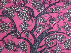 Vintage Jacqmar Silk Scarf