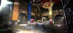 Ghostbusters Environment 4 (protoncharging, 2013)