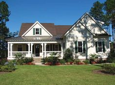 Eplans Country House Plan - Welcoming Front Porch - 3258 Square Feet and 4 Bedrooms(s) from Eplans - House Plan Code HWEPL68025