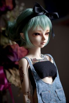 Really cute Ball Jointed Doll :3