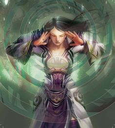 Cabal Shadow Priest - Hearthstone: Heroes of Warcraft Wiki