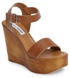 da37e24d3e9 Steve Madden Belma Wedge Sandal (Women)