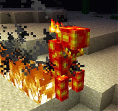 Lava Monsters Mod 1.6.4 for Minecraft 1.6.4 - http://www.minecraftjunky.com/lava-monsters-mod-1-6-4-for-minecraft-1-6-4/