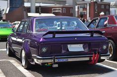 HATTORI☆WORKS マツダ LA43S ルーチェ レガート // 大黒ふ頭PA HATTORI☆WORKS Mazda LA43S Luce Legato // at Daikokufuto PA