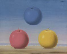 Les jeunes amours (1963) - René Magritte
