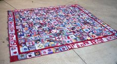 Jo's Crumb Quilt. dream big!