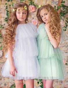 ALALOSHA: VOGUE ENFANTS: New Season SS'17: Spoiled Me for all girls who like to be and feel like a princess