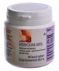 Hericium erinaceus MRL 90 tabliet