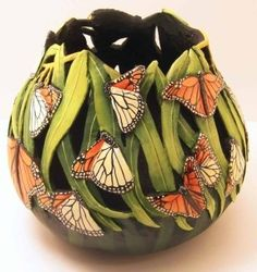 whitney peckman gourds - Google Search