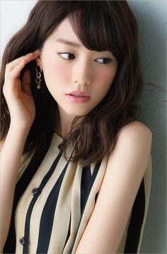 licoricewall: 桐谷美玲 (Mirei Kiritani): NHK Weekly Stera - Jun 2014
