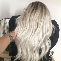 Ombre Blond, Hair Cuts, Long Hair Styles, Google, Photos, Image, Beauty, Ideas, White Ombre