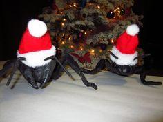 Ants, Christmas Ornaments, Holiday Decor, Home Decor, Decoration Home, Room Decor, Ant, Christmas Jewelry, Christmas Decorations