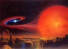 70s Sci-Fi Art - Bob Eggleton