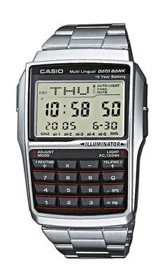 Casio Armbanduhr  DBC-32D-1AES mit 100 Tagen Rückgabe und Tiefpreisgarantie für nur 49,90 EUR bei Uhren4You.de bestellen