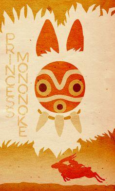 Travis English - Princess Mononoke