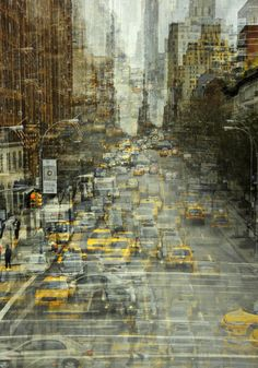 Stephanie Jung Abstract Photograph - New York- semi abstract.- Stephanie Jung Abstract Photograph – New York- semi abstract urban cityscape pho… Stephanie Jung Abstract Photograph – New York- semi abstract urban cityscape photograph - Multiple Exposure Photography, Movement Photography, A Level Photography, Photography Projects, Urban Photography, Abstract Photography, Fine Art Photography, Street Photography, Landscape Photography