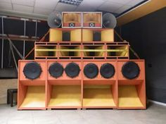 Radio Fontani Sound System new set up.
