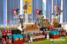 AZUCAR FLOR party studio: Chimuelo