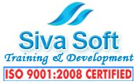 SivaSoft (Training & Development) is An ISO 9001:2008 CERTIFIED Company and Expertise in classroom, online & workshop training with realtime trainers.