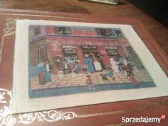 sprzedam  Obrazek na płótnie ,pochodzący z własnej kolekcji - obrazek *nie znanego malarza*  - kupiony na *mercato w Rzymie  - stan b.dobry / real foto  - WYMIARY -  - długość : 22.3 cm  - szerokość : 17.4 cm   http://allegro.pl/show_item.php?item=6125465424