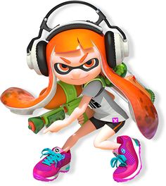 Splatoon for Wii U - Official Site