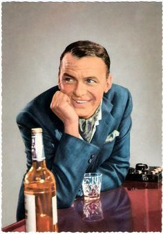 OLD BLUE EYES AND A BOTTLE OF BOURBON. FRANK SINATRA. THE HOKEY POKEY MAN AND AN INSANE HAWKER OF FISH BY CONNIE DURAND. AVAILABLE ON AMAZON KINDLE.