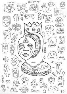 Dragon Tattoo Back Piece, Dragon Sleeve Tattoos, Douglas Cavanna, Colorful Drawings, Art Drawings, Sailor Jerry Tattoos, Japanese Dragon Tattoos, Arte Sketchbook, Tattoo Flash Art