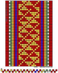 Lulesamisk er ett av de tre samiske språkene i Norge, ved siden av nordsamisk og sørsamisk. Lulesamisk tales også i Sverige, i Jokkmokk og Gällivare-traktene. I Norge strekker det lulesamiske området seg fra Saltfjellet i sør til Ofoten i nord. Inkle Weaving Patterns, Loom Weaving, Card Weaving, Tablet Weaving, Finger Weaving, Tapestry Crochet Patterns, Inkle Loom, Beaded Bracelet Patterns, Crochet Chart