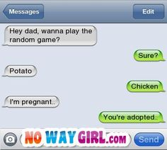 Meme Center Largest Creative Humor Community - Funny Text - - Dang both find out bad things about each other The post Meme Center Largest Creative Humor Community appeared first on Gag Dad. Funny Texts Jokes, Text Jokes, Funny Text Fails, Stupid Funny Memes, Funny Stuff, Funny Texts To Parents, Funny Sms, Drunk Texts, Epic Texts
