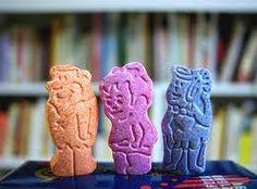 Flintstone vitamins!!!