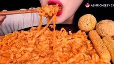 Ariana Grande Images, Galaxy Smartphone, Food Vids, Bold Lipstick, Asmr, Bts Jimin, Korean Girl, Macaroni And Cheese, Food And Drink