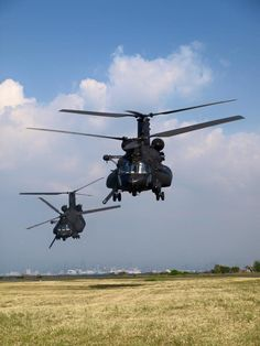 MH-47F (Special Operations Chinooks)