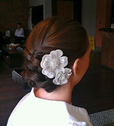 Bohemian Braid Updo Facebook Sugarandspiceartistry