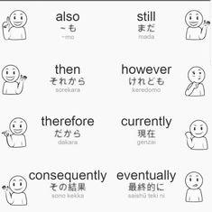 Learn Basic Japanese, Basic Japanese Words, Japanese Phrases, Study Japanese, Learning Japanese, Korean Words Learning, Korean Language Learning, Book Writing Tips, Writing Skills