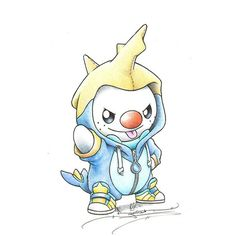Description Filipino Canadian self-taught artist striving to be the number one Pokemon Master. Baby Pokemon, O Pokemon, Pokemon Fan Art, Pokemon Cosplay, Water Type Pokemon, Pokemon Sketch, Pokemon Pictures, Digimon, Cute Drawings