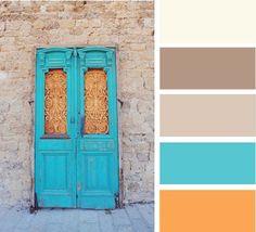 Colores cuarto
