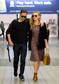 Kate Bosworth and Michael Polish know how to travel in style