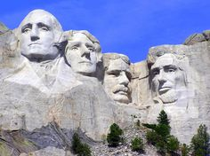 The Mount Rushmore National Memorial is a sculpture carved into the granite face of Mount Rushmore near Keystone, South Dakota, in the United States. Description from dreamstime.com. I searched for this on bing.com/images