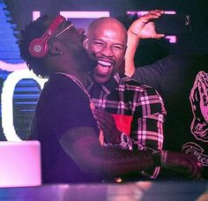 Sunday night, Miami's LIV on Sunday party took over Marquee Nightclub in The Cosmopolitan of Las Vegas for the Official HartBeat Weekend After Party (Pictured: Pretty Boy Floyd, Dj Decks, Stevie J, Dave Chappelle, Floyd Mayweather, Kevin Hart, Party Pictures, The Dj, Tyga